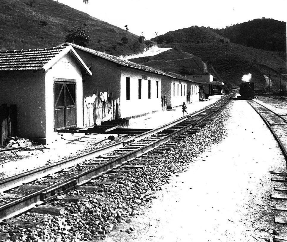 História da construção do ramal ferroviário: Nova Era a Itabira