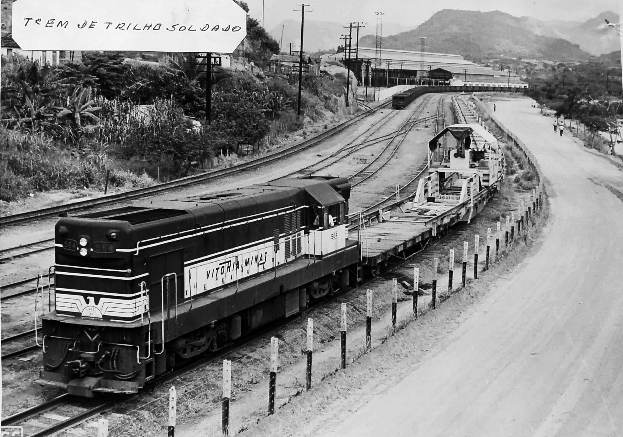História da duplicação da Estrada de Ferro Vitória a Minas
