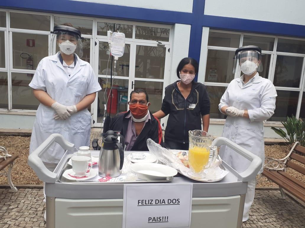 Hospitais da Fundação São Francisco Xavier aderem à iniciativa e realizam desejos dos  pacientes