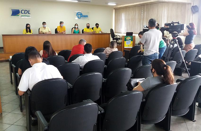 """Associações Comerciais otimistas com a campanha """"Semana do Brasil"""""""