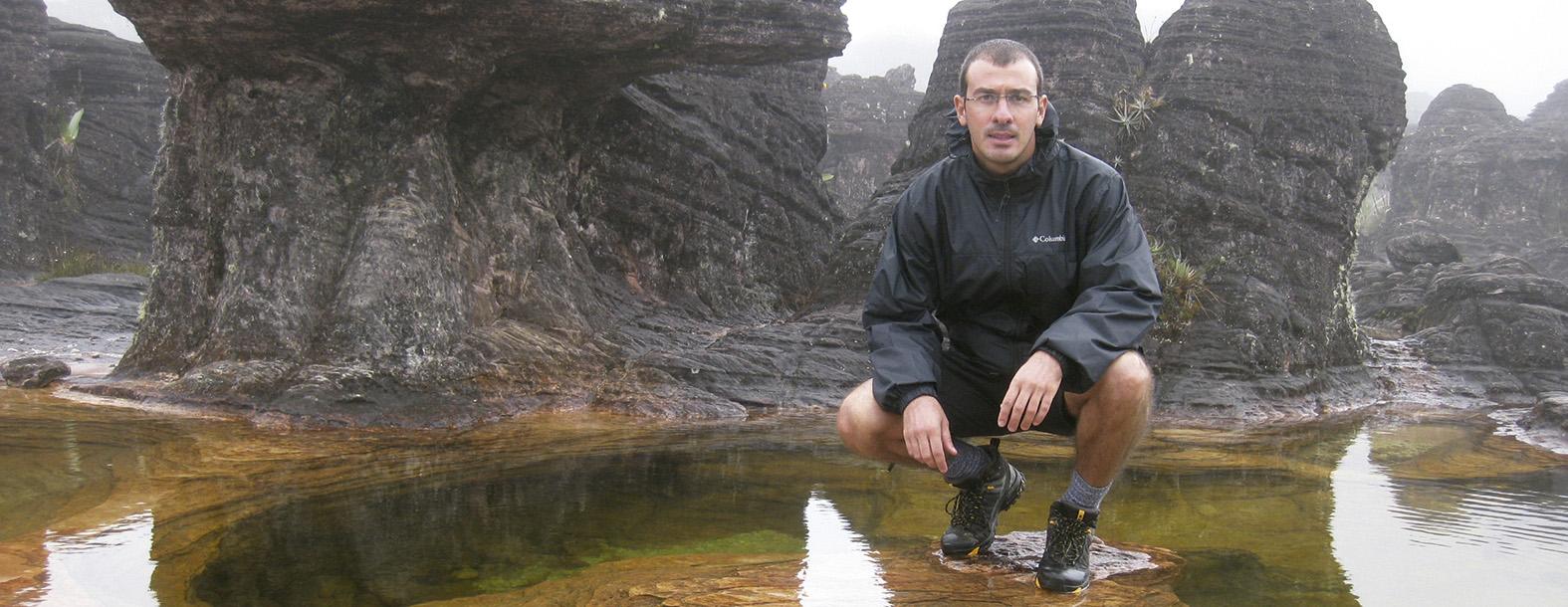 Um ipatinguense no Monte Roraima