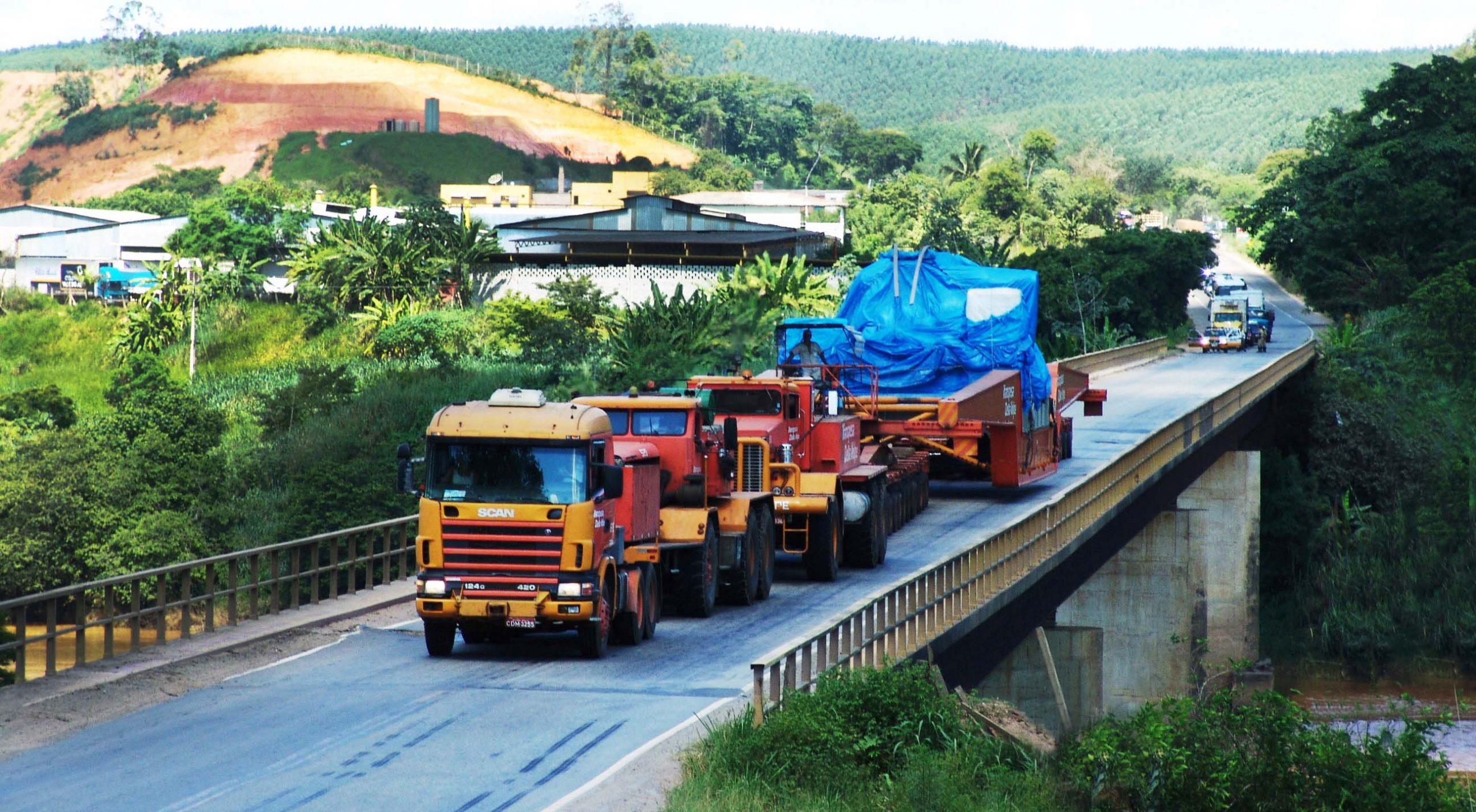 História das pontes do Médio Rio Doce no Colar Metropolitano do Vale do Aço.