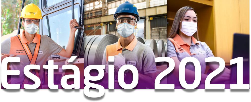Aperam abre inscrições para Programa de Estágio 2021