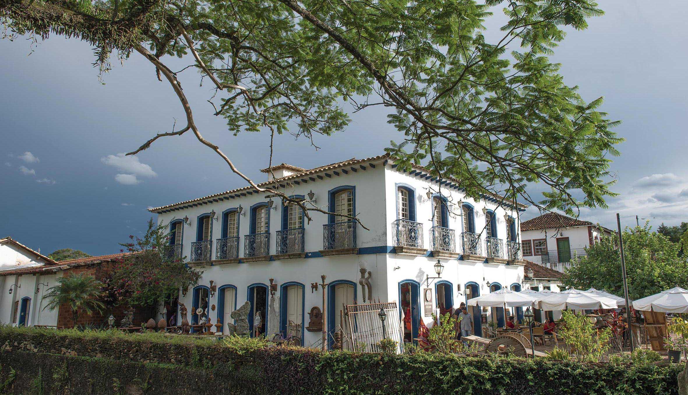 Tiradentes, a mais bela cidade colonial de Minas Gerais
