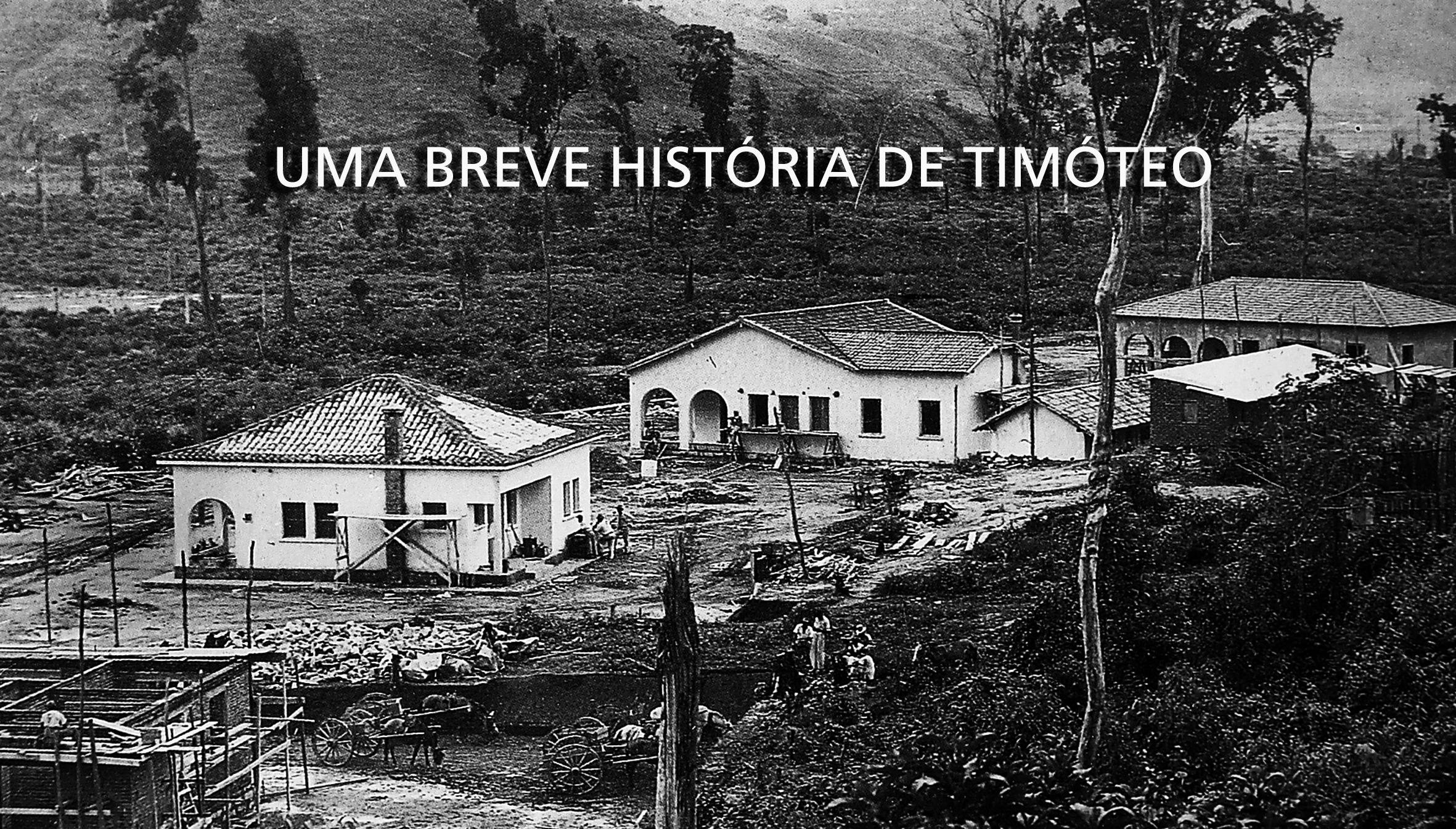 Uma breve história de Timóteo