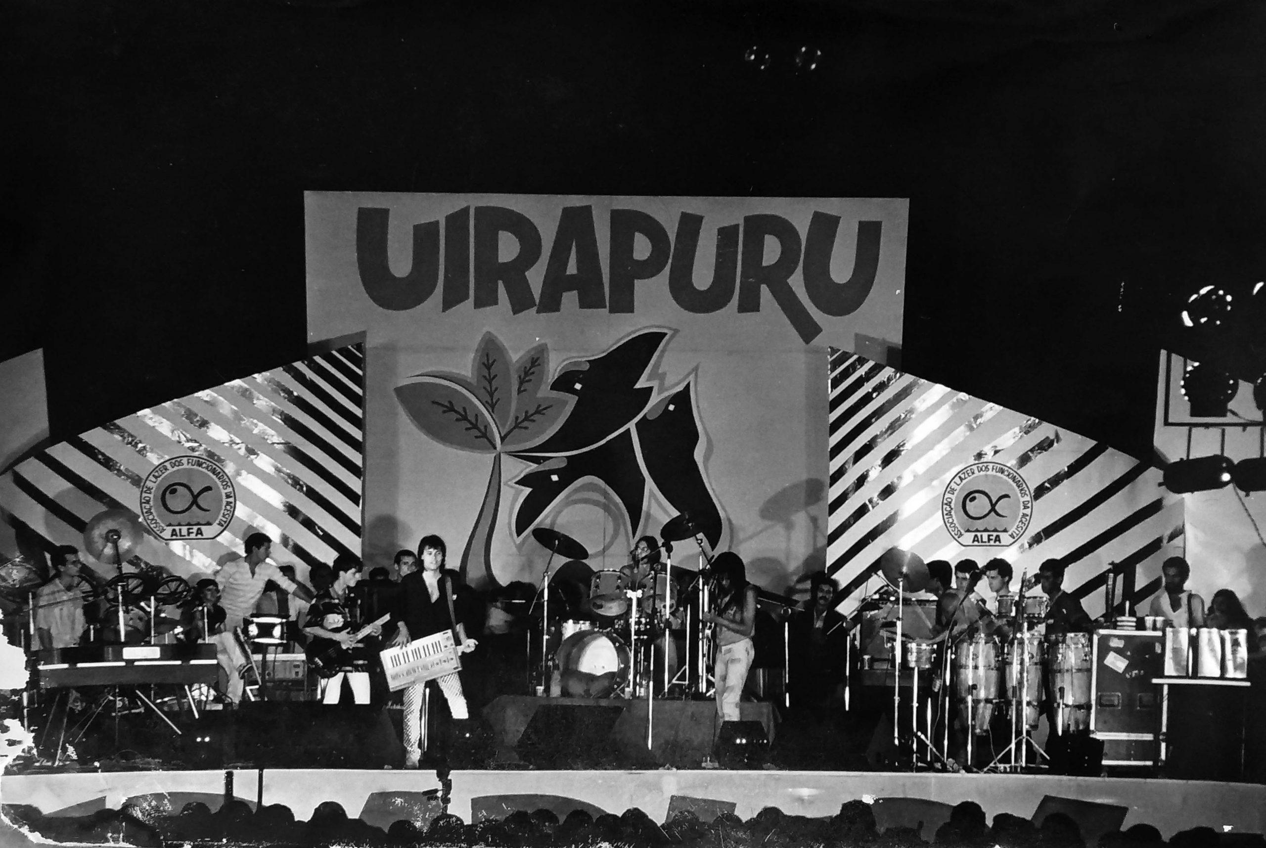 Acervo histórico do Festival Uirapuru é salvo nas últimas horas do Clube Alfa – Revista Caminhos Gerais