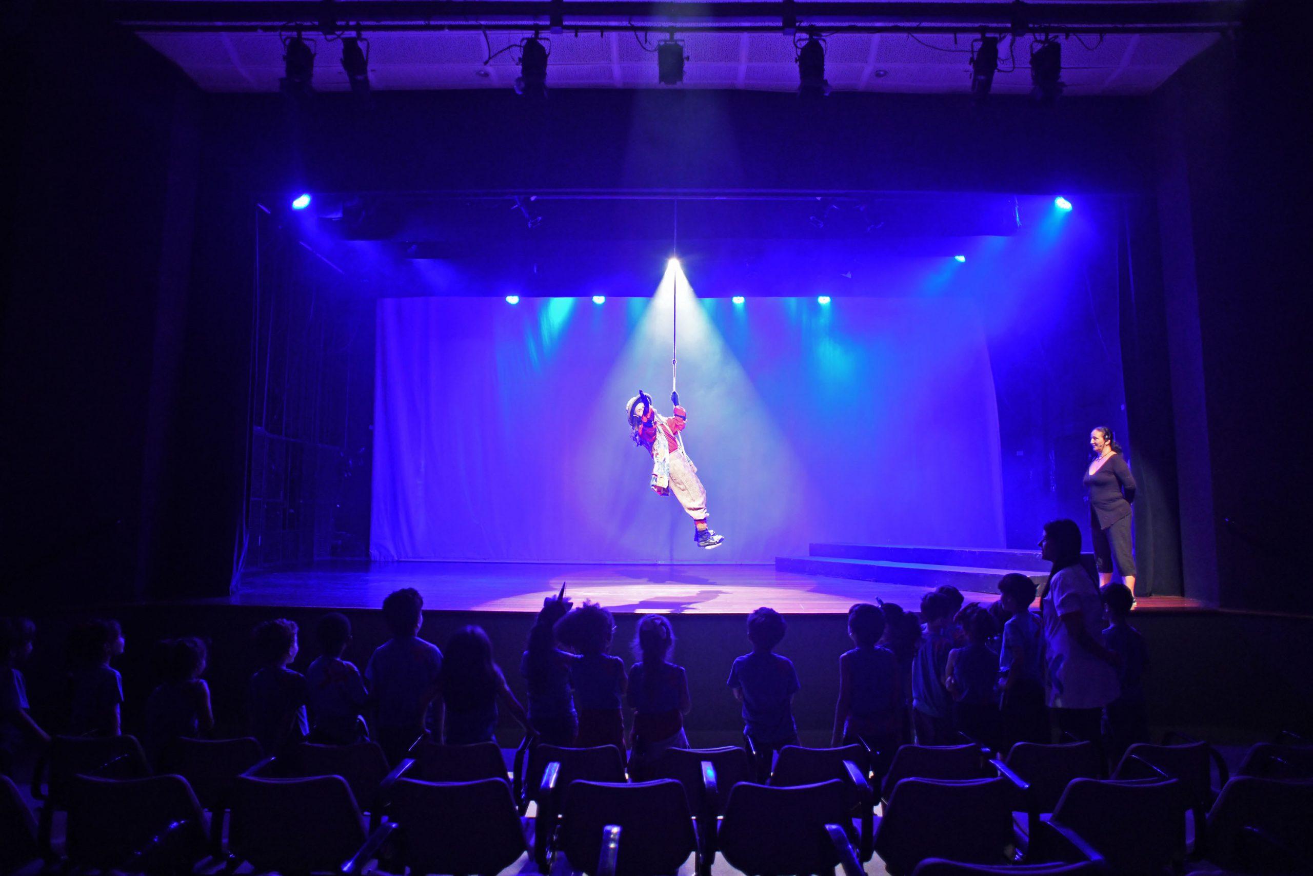 Visitas Teatralizadas são retomadas pelo Instituto Usiminas