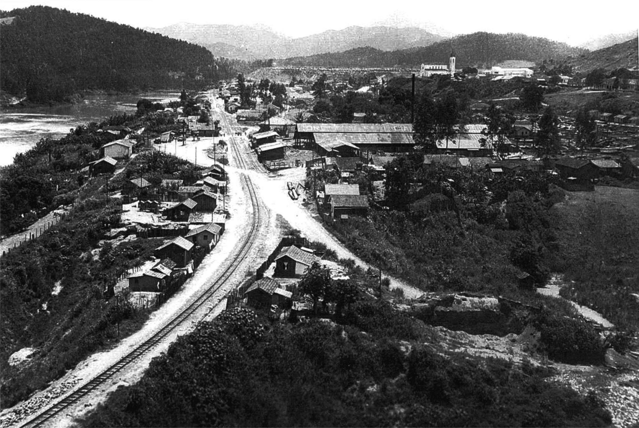 Serraria Santa Helena, a primeira grande empresa de Coronel Fabriciano